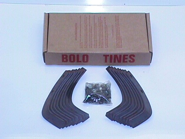 """BOLO"" Tine Set - Junior, Tuffy, Bronco, Super Bronco Troy-Bilt, Junior, Tuffy, Bronco, Super Bronco, tine, BOLO tine, troy-built, 1901, GW-1901"