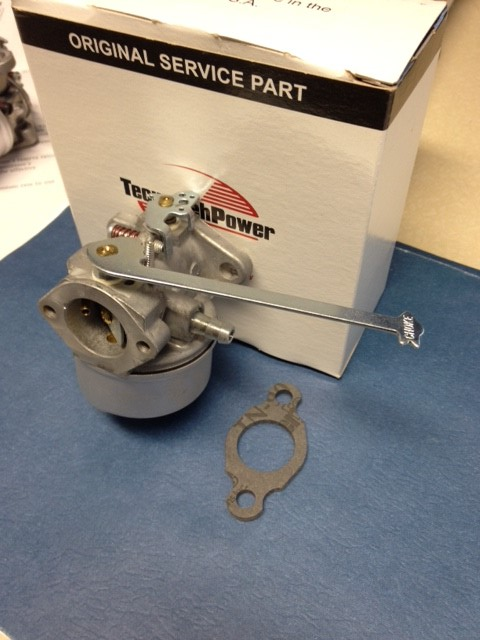 Tecumseh Carburetor - HH60 #632213