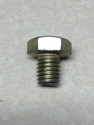 CAP SCREW - HEX HEAD - M8x1.25X10MM Troy Bilt, 1766752, 68076, 68-076